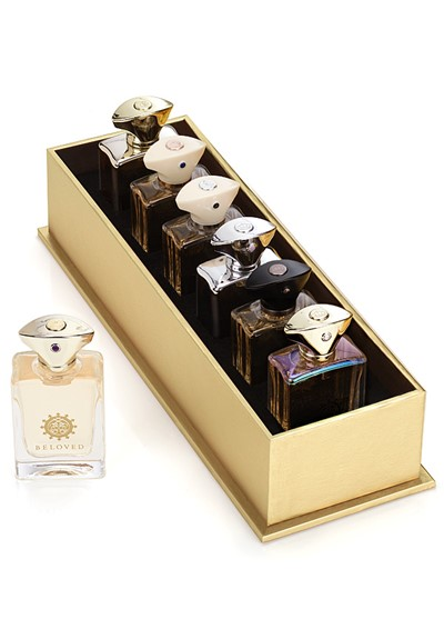 Mini Fragrance Set - Classic Man  Fragrance Discovery Set  by Amouage