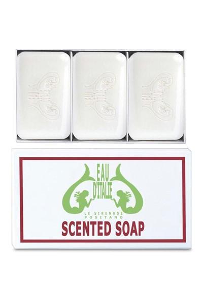 Box of 3 soaps   by Eau d'Italie