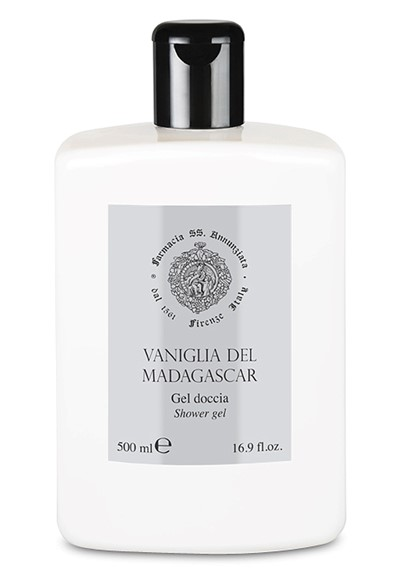 Vaniglia del Madagascar Shower Gel  Hair & Body Shower Gel  by Farmacia SS. Annunziata dal 1561