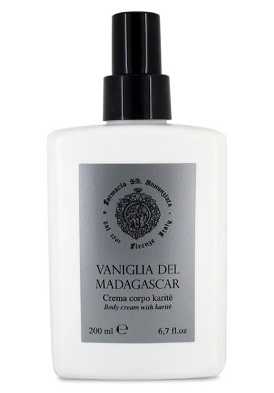 Vaniglia del Madagascar Body Cream Body Cream  by Farmacia SS. Annunziata dal 1561