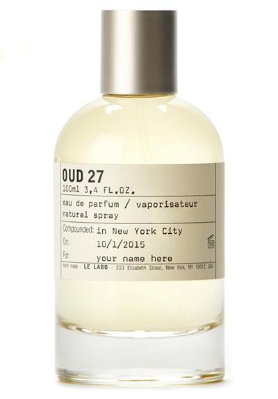 Oud 27 Eau de Parfum  by Le Labo