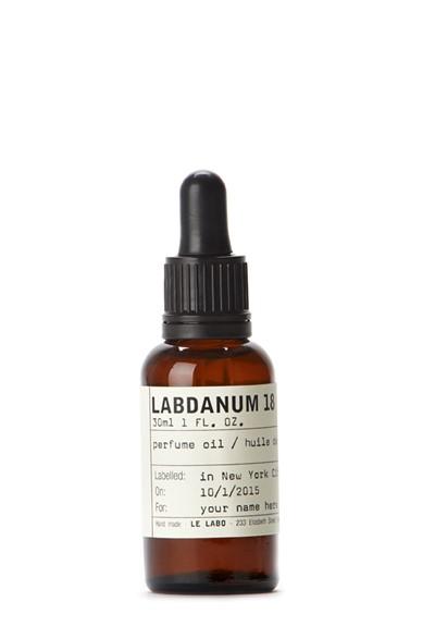 Labdanum 18 Perfume Oil   by Le Labo