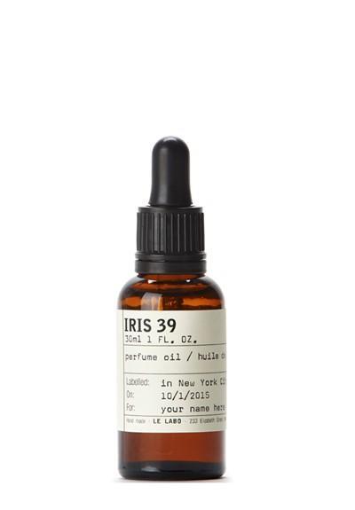 Iris 39 Perfume Oil   by Le Labo