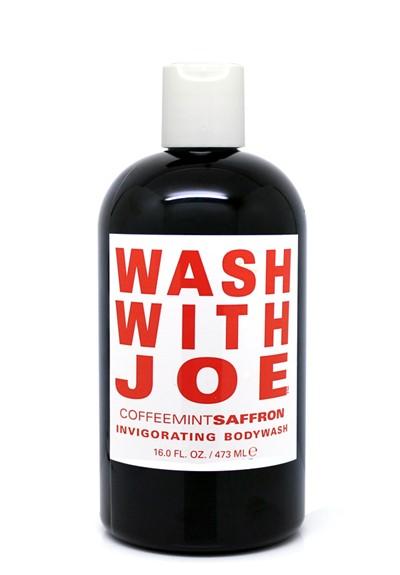 Coffee Mint Saffron Body Wash Invigorating Wash  by Wash with Joe