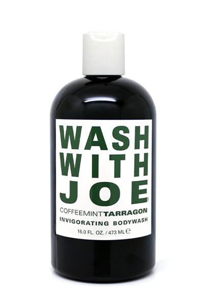 Coffee Mint Tarragon Body Wash Invigorating Wash  by Wash with Joe