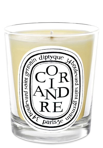 Coriandre Candle Scented Candle  by Diptyque