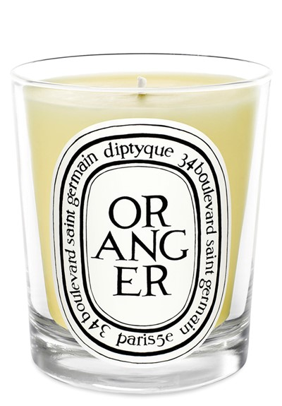 Oranger Candle Scented Candle  by Diptyque