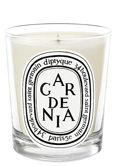 Gardenia Candle Scented Candle  by Diptyque