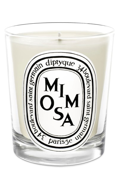 Mimosa Candle Scented Candle  by Diptyque