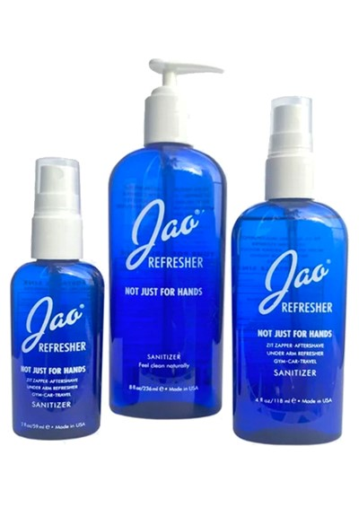 Hand Refresher  Hand sanitizer  by Jao