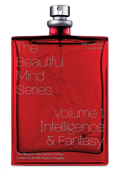 Intelligence & Fantasy  Eau de Toilette  by The Beautiful Mind Series