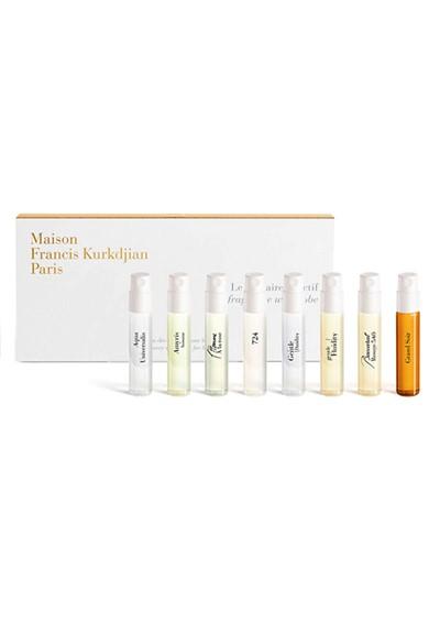 Mini Fragrance Wardrobe - For Him   by Maison Francis Kurkdjian