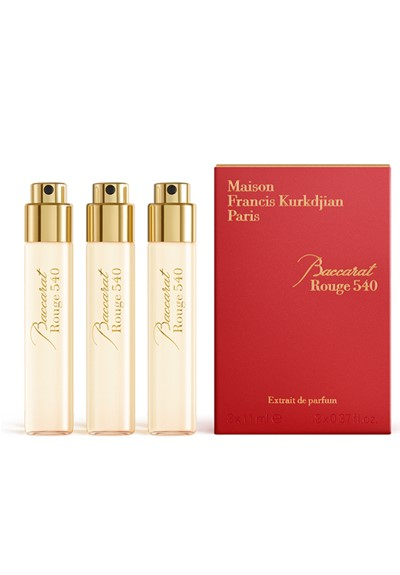 Baccarat Rouge 540 Extrait travel set   by Maison Francis Kurkdjian