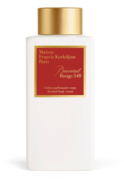 Baccarat Rouge 540 Body Cream  Scented Body Cream  by Maison Francis Kurkdjian