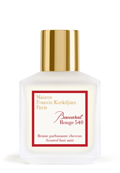 Baccarat Rouge 540 Hair Mist  Scented Hair Perfume  by Maison Francis Kurkdjian