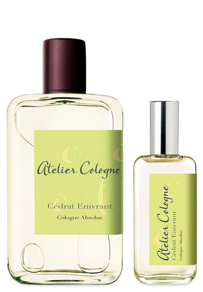 Cedrat Enivrant  Cologne Absolue  by Atelier Cologne