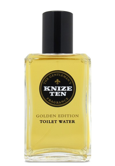 Knize Ten Golden Edition  Eau de Toilette  by Knize