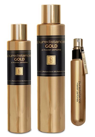 Gold Extrait de Parfum  by Puredistance