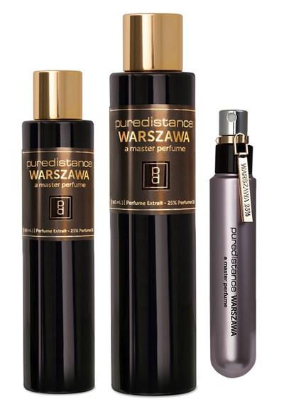 Warszawa Parfum Extrait  by Puredistance
