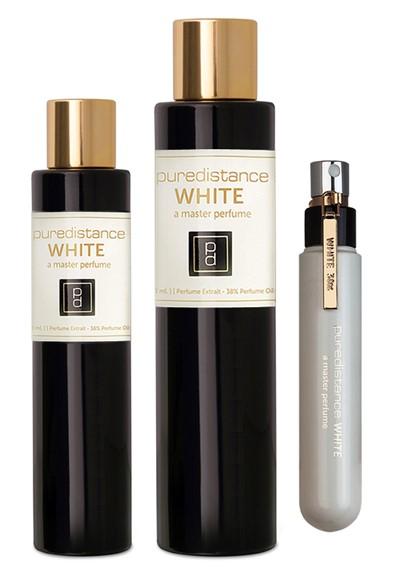 White Parfum Extrait  by Puredistance