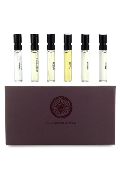 Discovery Sample Set Eau de Parfum  by Neela Vermeire Creations