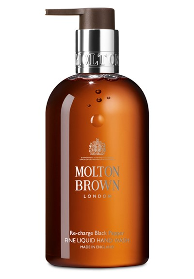 Re-charge Black Pepper Fine Liquid Hand Wash  Liquid Hand Wash  by Molton Brown