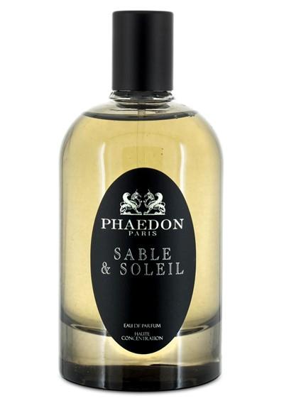 Sable & Soleil Eau de Parfum  by Phaedon