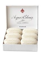 Acqua di Colonia - Box of 6 Soaps by Rance