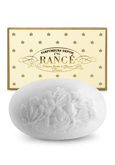 Jasmin Royal Bar Soap  Single Bar Soap  by Rance