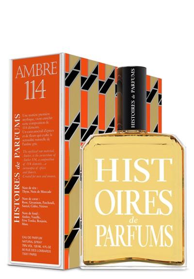 Ambre 114 Eau de Parfum  by Histoires de Parfums