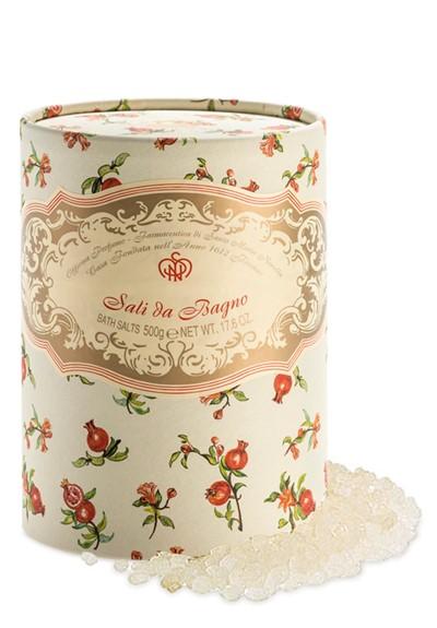 Melograno Sali da Bagno - Pomegranate Bath Salts   by Santa Maria Novella