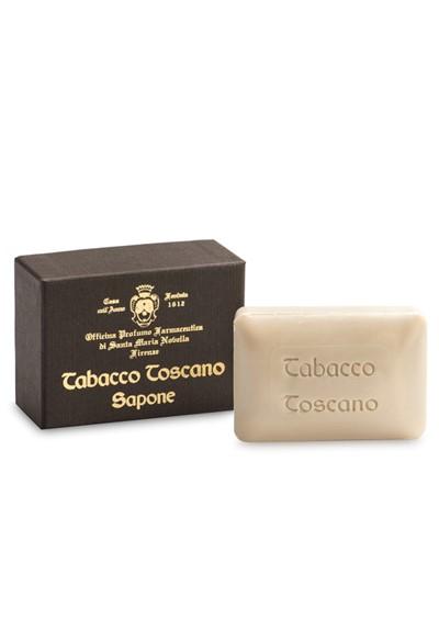 Tobacco Toscano Soap single bar  by Santa Maria Novella