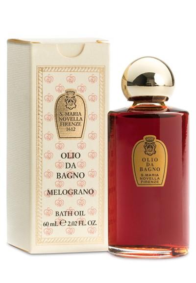 Pomegranate Bath Oil   by Santa Maria Novella