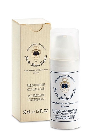 Anti-Wrinkle Eye Contour Lotion  Eye Gel  by Santa Maria Novella