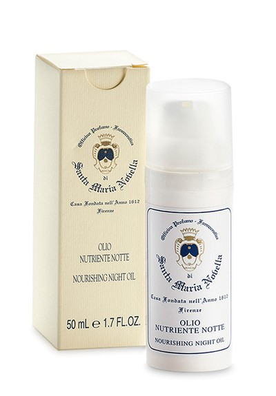 Nourishing Night Oil Facial Night Cream  by Santa Maria Novella