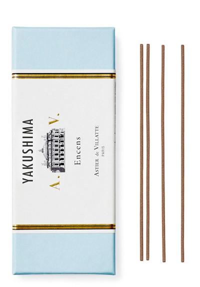 Yakushima Incense  Sticks  by Astier de Villatte