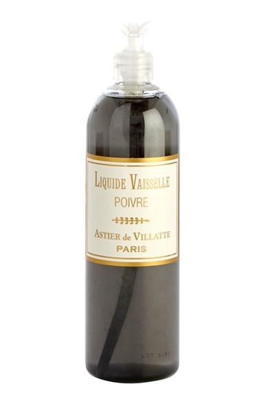 Liquide Vaisselle Dishwashing Soap - Poivre Dishwashing Soap  by Astier de Villatte