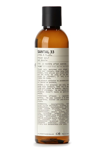 Santal 33 Shower Gel   by Le Labo Body Care