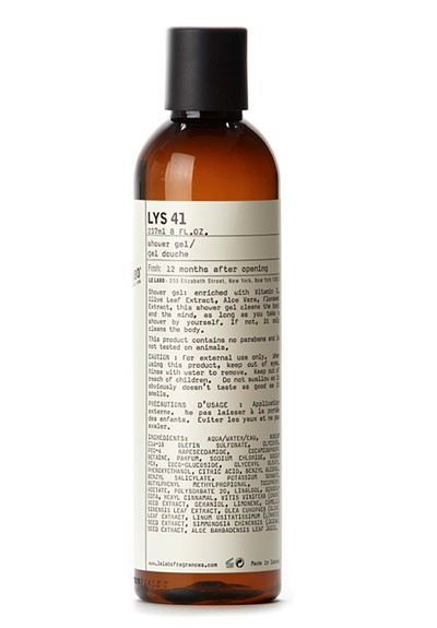 Lys 41 Shower Gel    by Le Labo Body Care