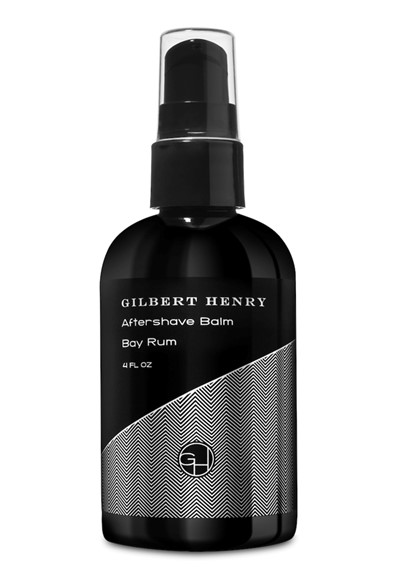 Bay Rum Aftershave Balm Aftershave Balm  by Gilbert Henry