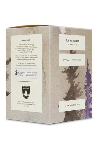 Douglas Fir Spring Tip Wild Harvested Tea  by Juniper Ridge