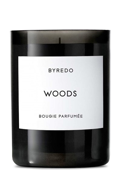Woods Candle  Fragranced Candle  by BYREDO