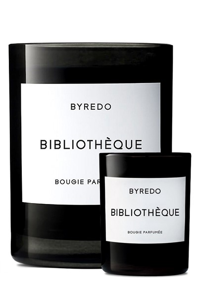 Bibliotheque  Fragranced Candle  by BYREDO