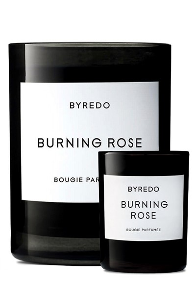 Burning Rose  Fragranced Candle  by BYREDO