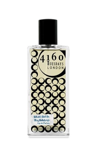 What I Did on My Holidays Eau de Parfum  by 4160 Tuesdays