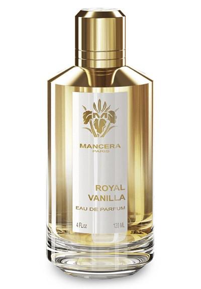 Royal Vanilla Eau de Parfum  by Mancera