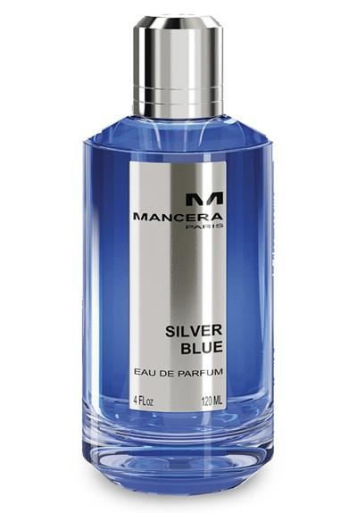 Silver Blue Eau de Parfum  by Mancera