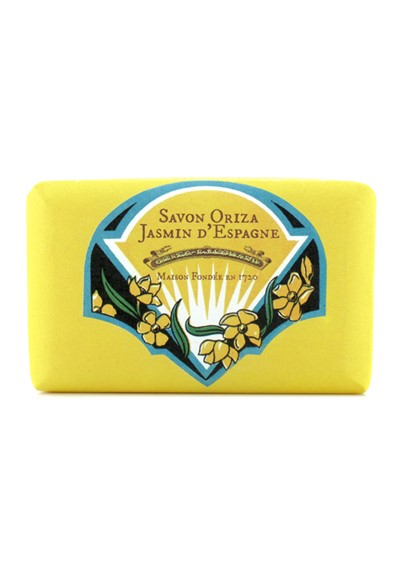Jasmin d'Espagne soap  Single Soap  by Oriza L. Legrand