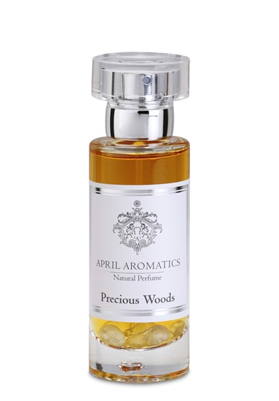 Precious Woods  Eau de Parfum  by April Aromatics