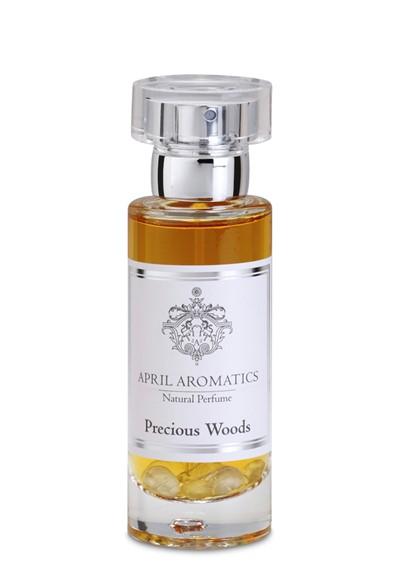 Precious Woods Eau de Parfum  by April Aromatics